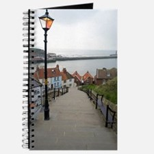 199 church steps in Whitby Journal