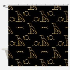 Egyptian Gold Shower Curtain