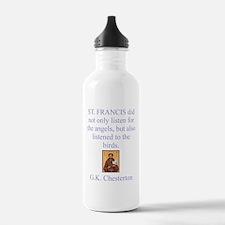 St.Francis Water Bottle