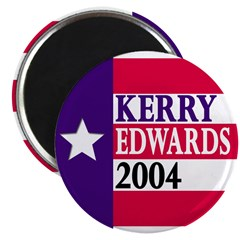 Kerry-Edwards 2004 Magnet (100 pack)