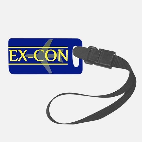 EX-CON Luggage Tag