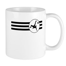Soccer Stripes Mugs
