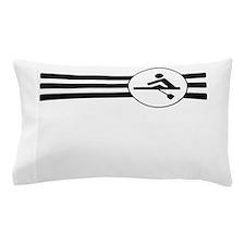 Rowing Stripes Pillow Case