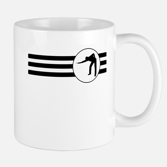 Billiards Stripes Mugs