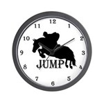 Jumper Wall Clock
