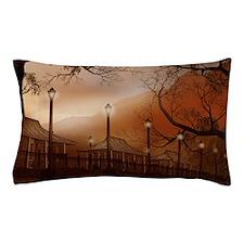 Asian Bridge Pillow Case