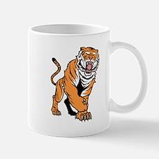 Angry Bengal Tiger Mugs