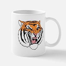 Tiger Face Mugs