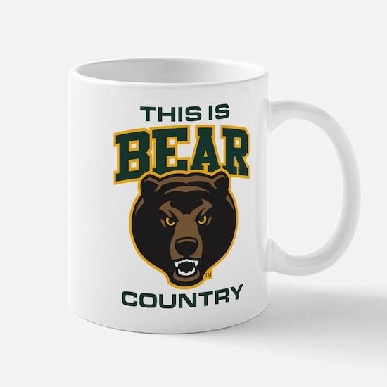 Baylor University This Is Bear C Mug