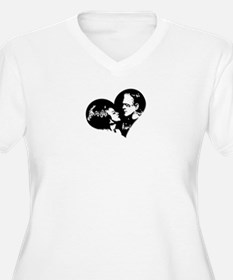 Frank and his Bride Plus Size T-Shirt