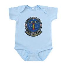 Funny Patrol squadron Infant Bodysuit