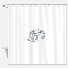 Wise Men Shower Curtain