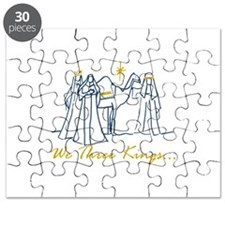 We Three Kings Puzzle