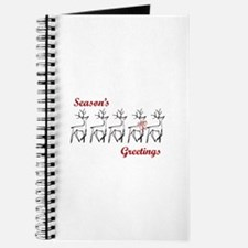 Seasons Greetings Journal