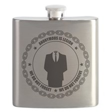 Anonymous is Legion Flask
