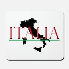 Italia: Italian Boot Mousepad