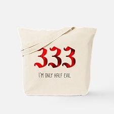 333 Tote Bag