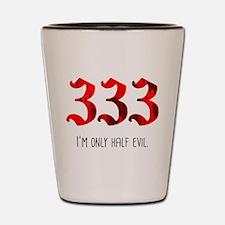 333 Shot Glass