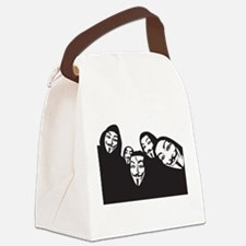 anon5 Canvas Lunch Bag