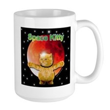 Mug  Space Kitty