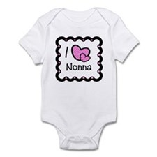 I Love Nonna Baby/Toddler bodysuits