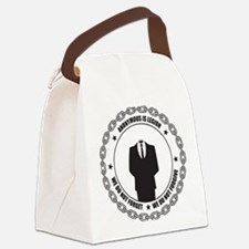 anon8 Canvas Lunch Bag