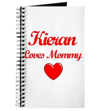 Kieran Loves Mommy Journal