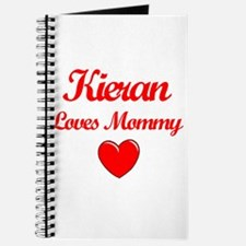 Kieran Loves Mommy Journal