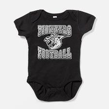 Pioneers Football Baby Bodysuit