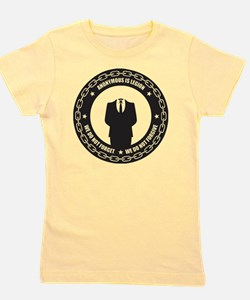 Anonymous is Legion Girl's Tee