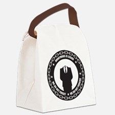 Anonymous is Legion Canvas Lunch Bag