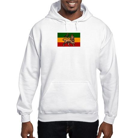Rasta Hooded Sweatshirt