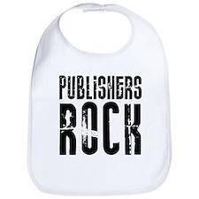 Publishers Rock Bib