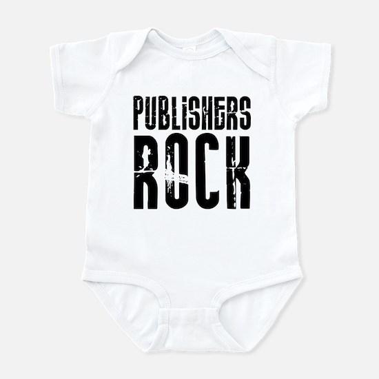 Publishers Rock Infant Bodysuit