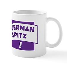 Make Mine Spitz Mug
