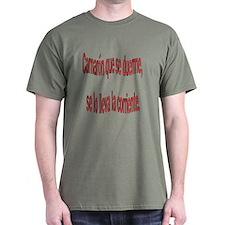 Camaron dicho colombiano T-Shirt