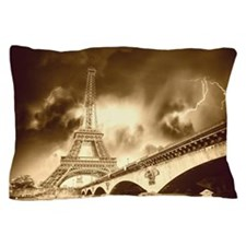 Old Paris Pillow Case