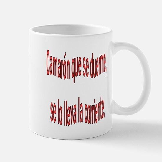 Camaron dicho colombiano Mug