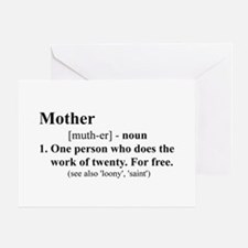 Definition of Mother Greeting Cards