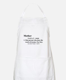 Definition of Mother Apron