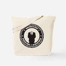 anon11 Tote Bag