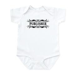 Tribal Publisher Infant Bodysuit