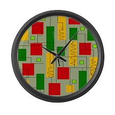 Eames Era 7 Large Wall Clock