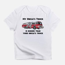 My Uncles Truck Is Bigger Infant T-Shirt