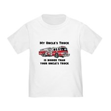 My Uncles Truck Is Bigger T-Shirt