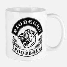 Pioneers Football Mugs