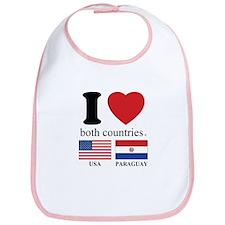 USA-PARAGUAY Bib