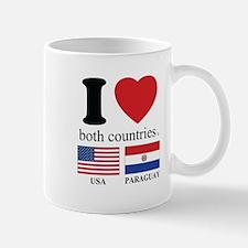 USA-PARAGUAY Mug