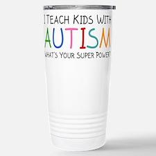 Cute Donate Travel Mug