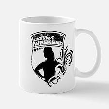 Warrior Weekend Mugs